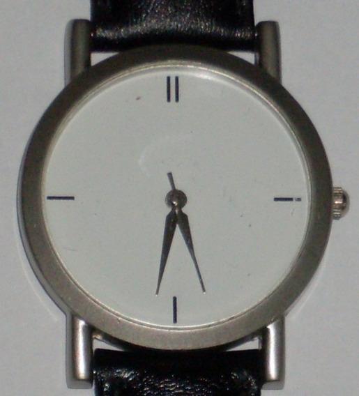 Relógio - À Bateria Quartz - Visanet - 3,4 Cm
