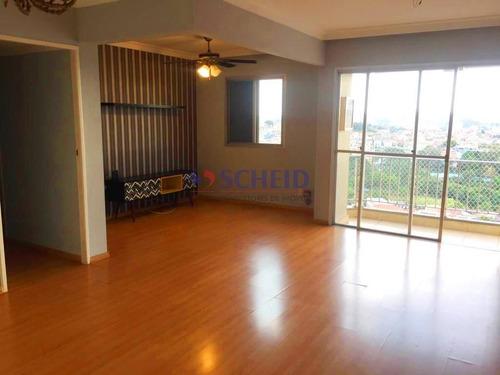 Apartamento No Morumbi Com Três Dormitórios - Mc9080