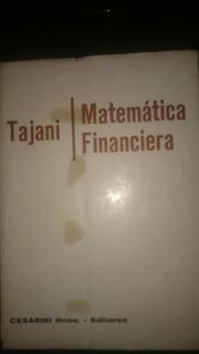 Matemática Financiera - Miguel J. Tajani