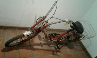 Bici Plegable Caloi