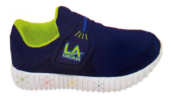 Zapatillas La Gear Speed Kids Niños Lak01651 On