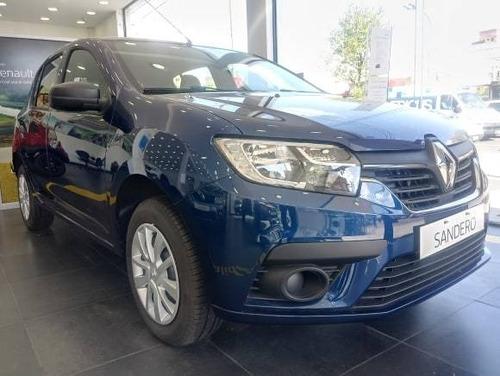 Renault Sandero 1.6 16v Life Jk