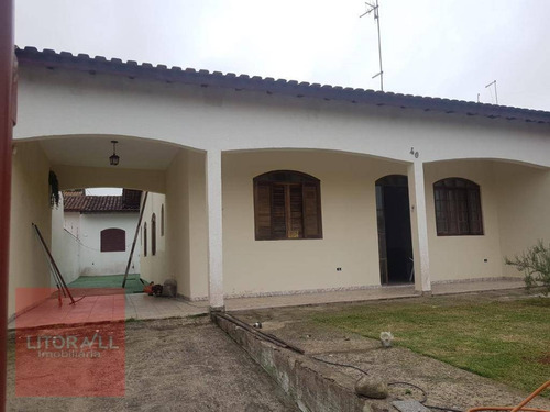 Imagem 1 de 18 de Casa Com 3 Dormitórios À Venda, 144 M² Por R$ 382.000,00 - Jardim Belas Artes - Itanhaém/sp - Ca1588