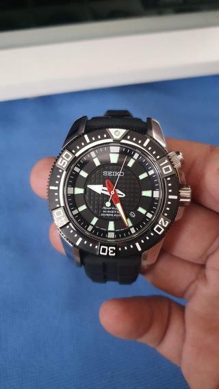Relógio Seiko Sportura 5m62ae/8 - Kinetic