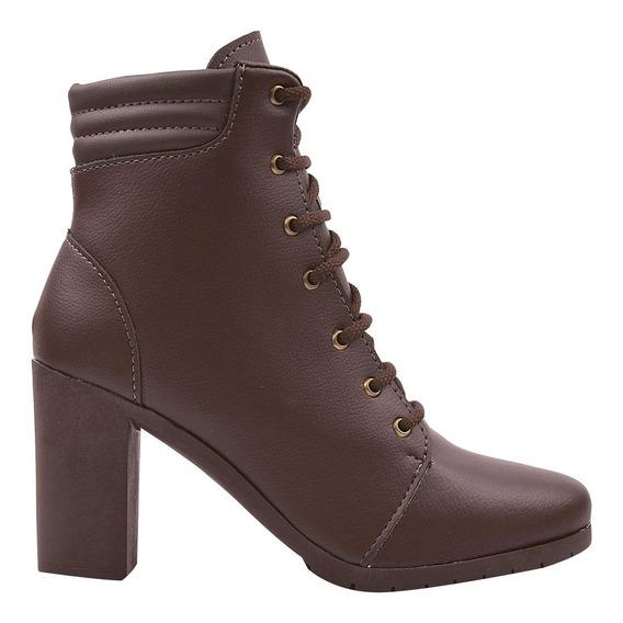 Bota Coturno Sapato Feminino Chiquiteira Chiqui/4053