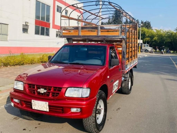 Chevrolet Luv Cc3200 4x4 Full Equipo