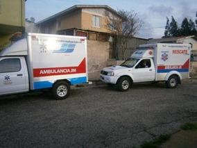 Otros, Vendo Ambulancia Nissan Terrano.