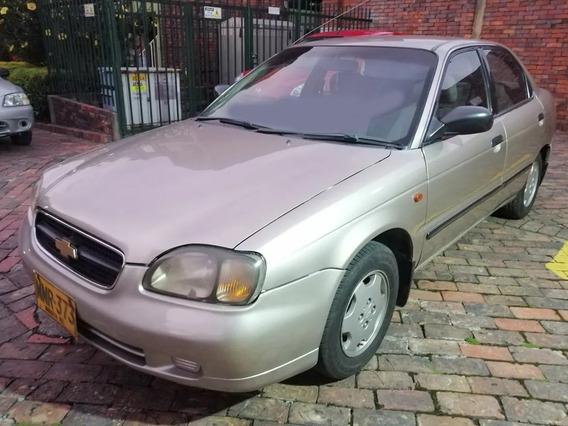 Chevrolet Esteem Modelo 2001