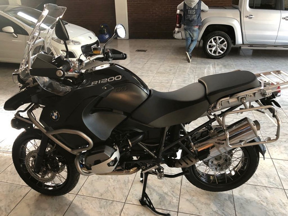 Bmw Gs 1200 Adventure 2013 Impecable Titular