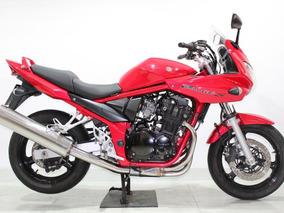 Suzuki Bandit 650s 2008 Vermelha