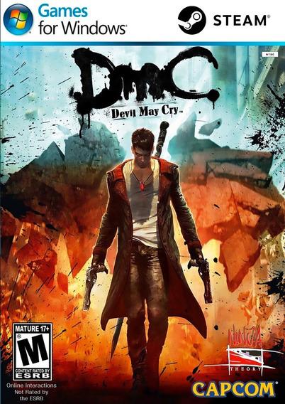 Dmc: Devil May Cry - Pc Steam Key Original