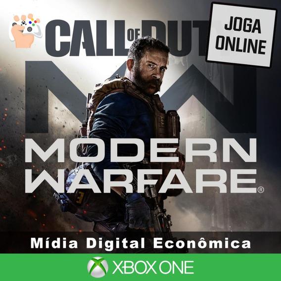 Cod Modern Warfare - Xbox One - Mídia Digital + Brinde