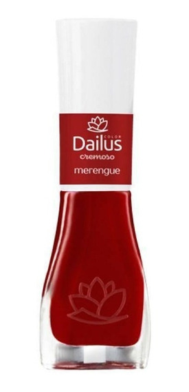Esmalte Dailus Cremoso Merengue 8ml