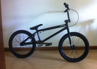 Bike Bmx Wethepeople Preta Justice 2012, Aro 20