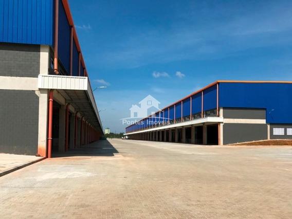 Galpão Para Aluguel No Bairro Vila Nova Bonsucesso Em Guarulhos - Sp - Gal013