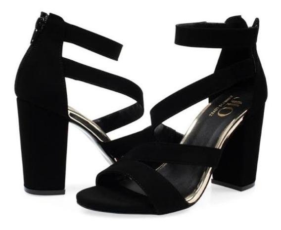 Zapatillas Mujer Negras Jennifer Lopez
