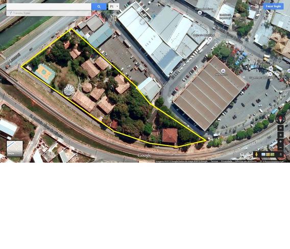 Terreno / Área Com 10.000m2, Para Fins Comercial Ou Residencial, No Centro De Betim, Ao Lado Da Prefeitura. Permuta. - 198