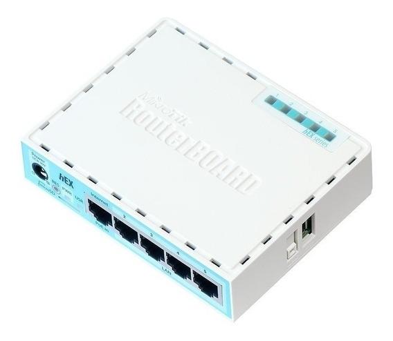 Routerboard Mikrotik Rb 750gr3 Hex 880mhz 256mb L4