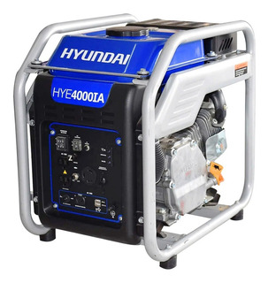Generador Planta De Luz Silenciosa Hyundai 4,000w 7hp Invert