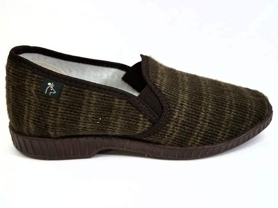 Zapatillas De Paño Para Hombres