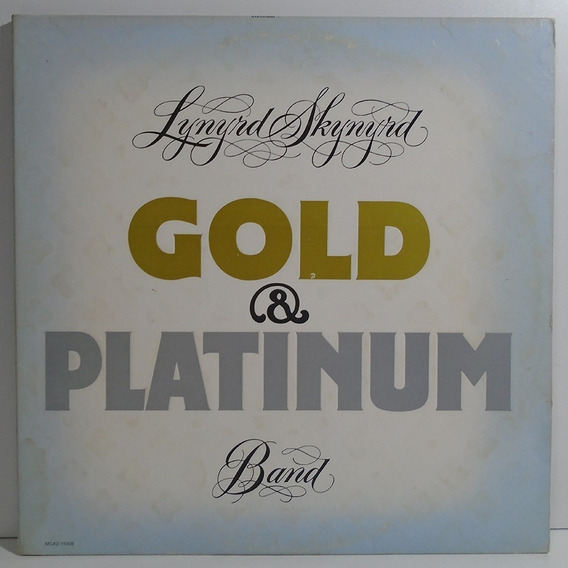 Lynyrd Skynyrd 1979 Gold And Platinum Lp Duplo Importado