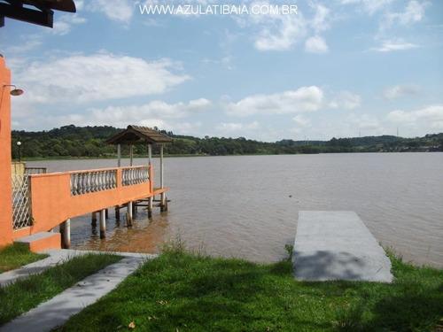 Chácara Pé Na Agua, Atibaia, Bairro Da Usina. - Ch03545 - 69023430