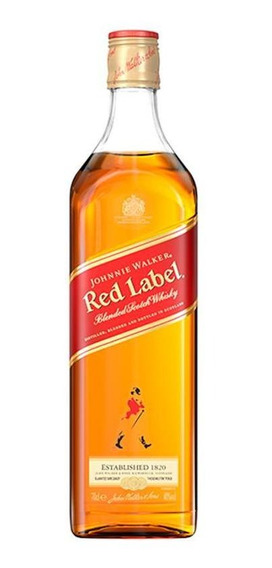 Whisky Johnnie Walker Red Label - 750ml