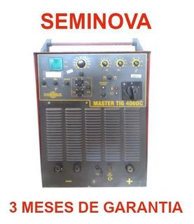 Máquina De Solda Retificadora Tiristorizada 400a