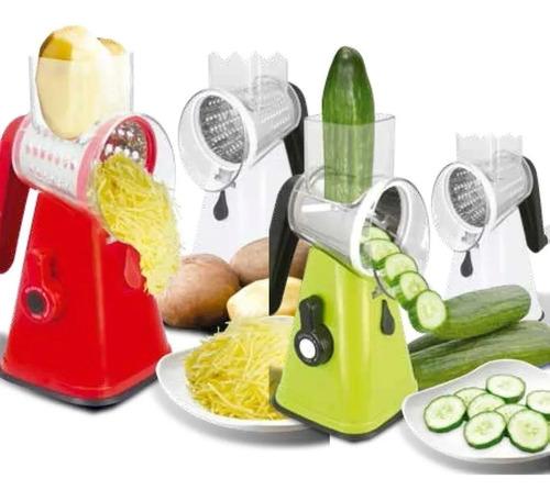 Rebanador Rallador De Verduras Y Frutas Salad Maker Kanji