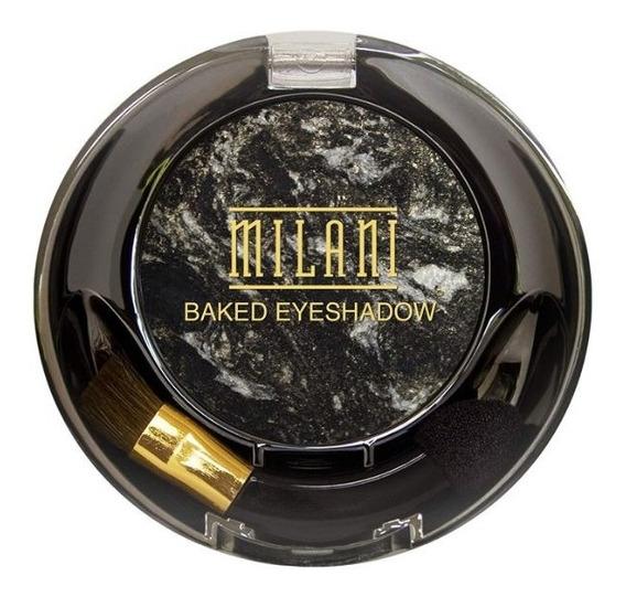 Milani - Marbleized Baked Eyeshadow - 608 Mélange