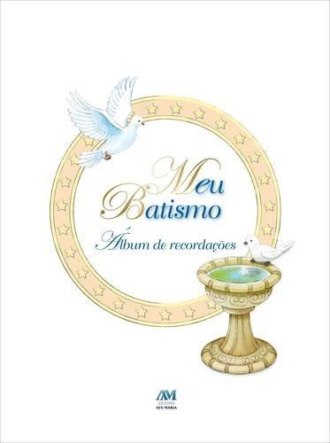 Album De Recordação - Meu Batismo