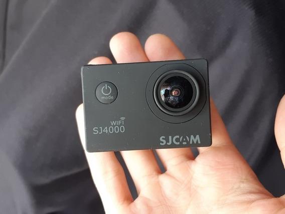 Sj4000 Wifi Usada Duas Vezes