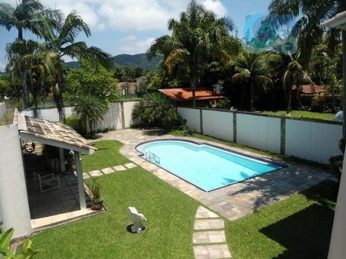 Imagem 1 de 30 de Casa Venda E Locação, Jardim Acapulco - Guarujá - Ca0899
