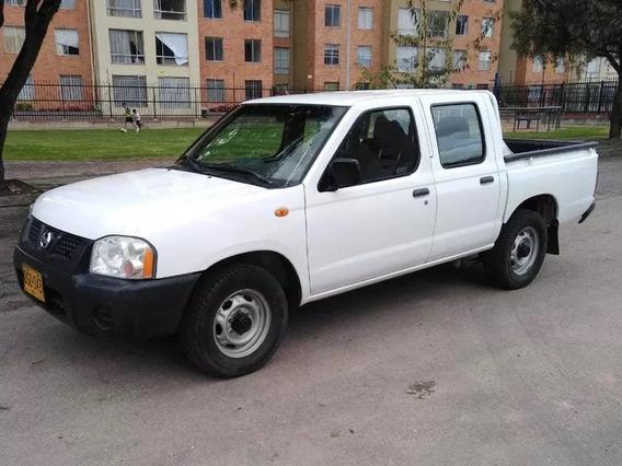 Nissan Doble Cabina Con Platon D22/np300