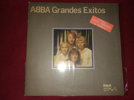 Abba - Grandes Exitos Disco Vinilo Lp