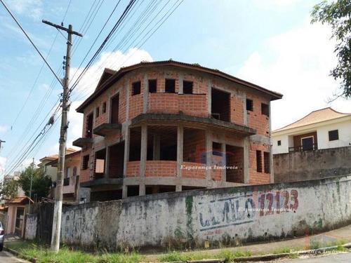 Imagem 1 de 11 de Ref.: 5134 - Sobrados Em Osasco Para Venda - V5134