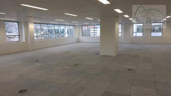 Sala Comercial - Avenida Presidente Vargas - Locação - Cidade Nova - Sa0879