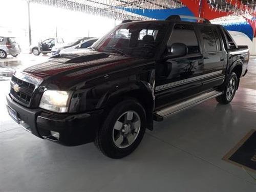 Chevrolet S10 Cabine Dupla S10 Executive 4x2 2.4 (flex) (ca