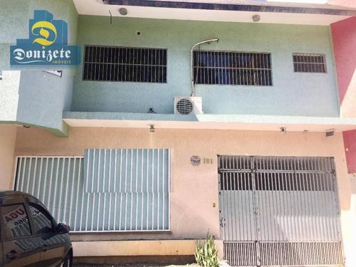 Prédio, 298 M² - Venda Por R$ 1.149.000,10 Ou Aluguel Por R$ 6.000,00/mês - Vila Bastos - Santo André/sp - Pr0034