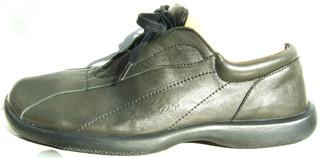 Key Biscayne Zapatos Acordonados 39, 45 Cuero Verde (ana.mar