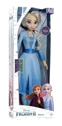 Frozen Muñecas Gigantes 55cm Anna Elsa Juego Disney Original