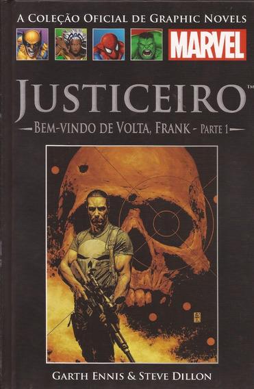 Justiceiro - Bem-vindo De Volta, Frank Vol.1 & 2 (salvat )
