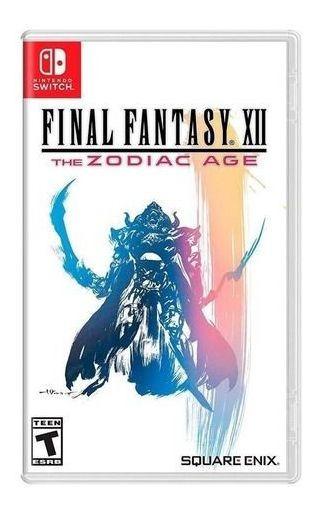 Final Fantasy Xii The Zodiac Age Switch Envio Imediato