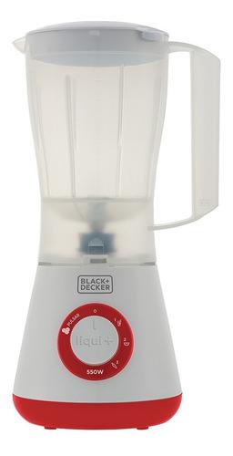 Liquidificador Branco 3 Veloc 550w Black+decker 110v - L3