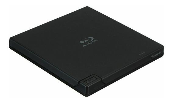 Gravador De Blu-ray Externo Pioneer Slim Usb 3.0