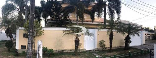 Casa Com 4 Dormitórios Para Alugar, 220 M² Por R$ 12.540,00/mês - Camboinhas - Niterói/rj - Ca1026