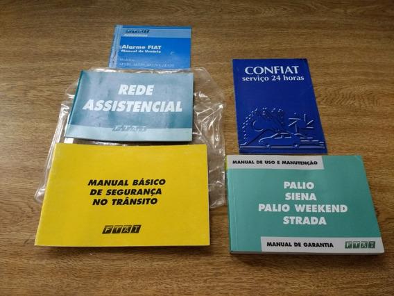 Manual Do Proprietário Palio Elx 1.4 Flex 05/06 Ag