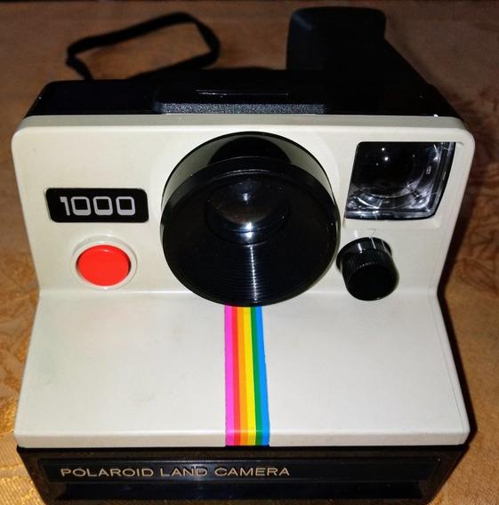 Câmera Fotográfica Polaroide 1000 Land Câmera