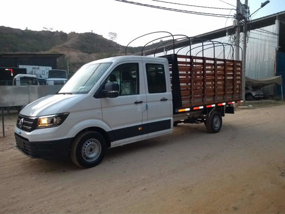Volkswagen Crafter Chasis Doble Cabina