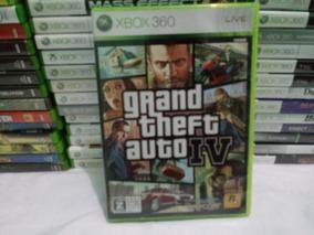 Cd Gta Iv Xbox 360 Japones Ntsc-j